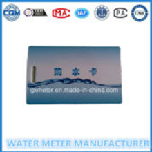 IC or RF Card for PrepaidSmart WaterMeters