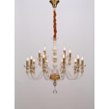 Modern delicate living room/ dining room glass chandeliers