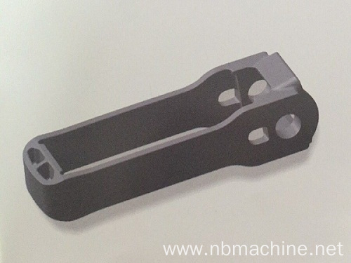 Precision Casting Train Parts of Rail Industry