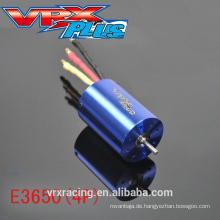 3650 Größe Inrunner Motor brushless Motor Rc-Car, Rc sensored Motor für Rc-car