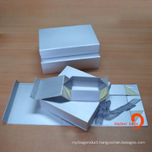 Folded Cardboard Box, Gift Paper Folding Box, Paper Foldable Box (HBBO-3)