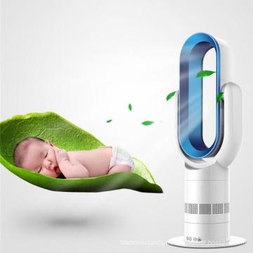 Ventilateur de chauffage sans lame avec télécommande et minuterie