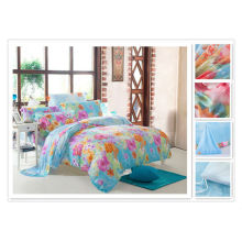 40 * 40s 133 * 72 реактивная печать Чистое постельное белье Tencel