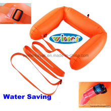 Aufblasbare Wasser sparen Rettungsröhre