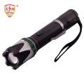 High Voltage Zoomable Flashlight Stun Guns