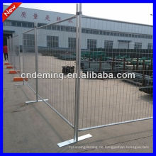 Gute Qualität galvanisierter temporärer Zaun