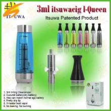Itsuwa patent e-cigarette I Queen  big ce4