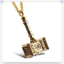 Мода ювелирные изделия моды ожерелье из нержавеющей стали кулон (NK1014)