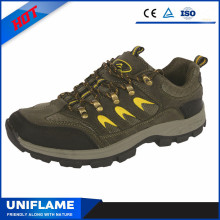 Stylish Leather Upper Safety Shoes Min Order 1000 Ufa043