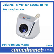 Metal Housing Screw Mirror Universal Auto Camera Fit for Rear View/Side View