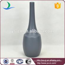 Diamantgrau Elegante Keramik Chinesische Vasen Modern