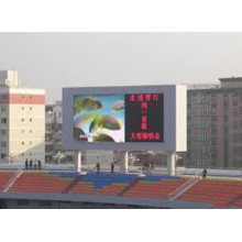 P25 outdoor playground led display