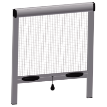 Insect Screen Roller Blind for Windows