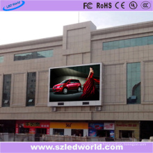 P6 Outdoor 1/4 Scan LED Video Wall on Shop Mall