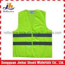 Alta qualidade respirável reflexivo colete/jaqueta