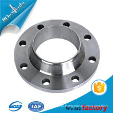 12821 flange 20# steel forging casting carbon stainless steel weld neck flange