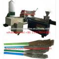 Meixin 5 ejes 3 cabezas de perforación y 2 cabezas tufting máquina de escoba hecha en China