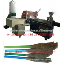 Meixin 5 axis 3 heads drilling and 2 heads tufting broom machine made in China