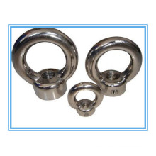 Stainless Steel Ss304/306 Lifting Eye Bolt (DIN 580)