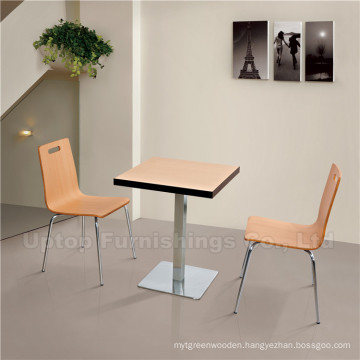 Fast Food Restaurant Furniture Kfc Tables and Chairs (SP-CT505)