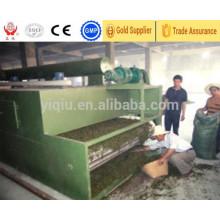 Equipo de secado de algas marinas