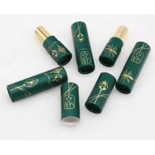 Bronzing printing eco friendly lipstick tube