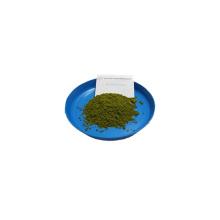Pó de espirulina de algas verdes orgânicas
