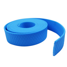 Anti Aging Soft Braided PVC Coated Eco Friendly Webbing Strap