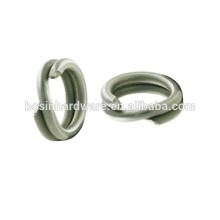 Supplier Top Quality Metal Split Ring Fishing Split Ring