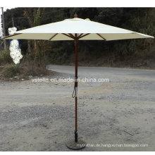 Outdoor Patio UV-resistent Restaurant Umbrella Stoff Sunbrella