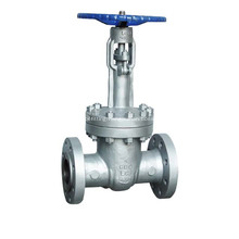 API600 Cast Steel Gate Valve