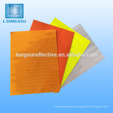 high intensity prisamtic self adhesive reflective sheeting