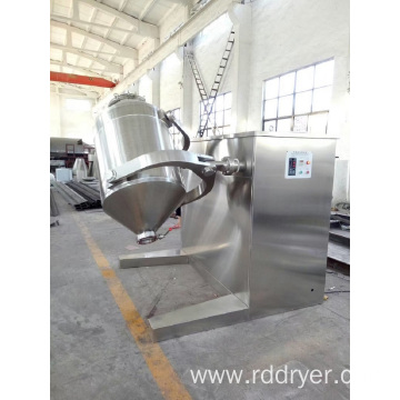 High Efficiency Three Dimension Dry Powder Mixing