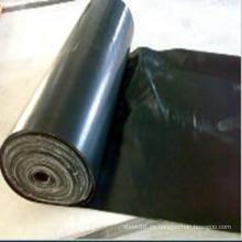 Hoja de goma de nitrilo butadieno NBR resistente a la gasolina Hebei