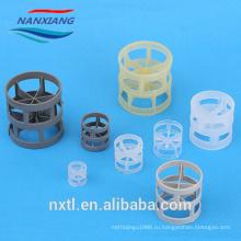 пластиковые завесы PP кольцо для газоочистки,промышленные башни