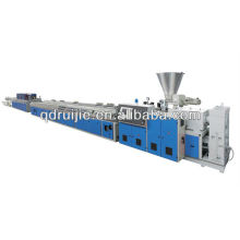 WPC plastic extruder