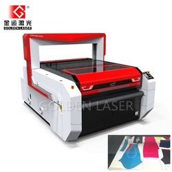 Vision Laser Cutting Machine for Sublimation Fabric