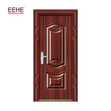 portas de aço inoxidável reais para sua grande casa bonita