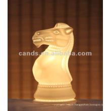 Lampe de table en céramique pour enfants Night Light