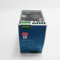 MEANWELL 75w to 480watt slim and economical NDR series din rail mount switch power supply 24VDC 20a with ul ce NDR-480-24