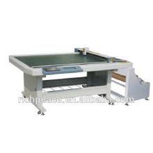 Máquina de corte de pluma plana Richpeace