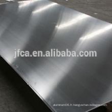 Feuille d'aluminium anodisée de la série 7000 pour la décoration