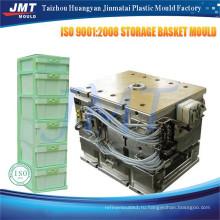 Известное тавро OEM фабрика прессформы для пластиковой корзины
