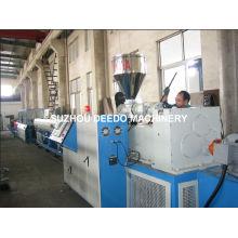 Línea de extrusión de línea de producción de tubería de PVC