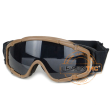 High Strength Polycarbonate Nylon Frame Military Tactical Glasses, Ballistic Goggle