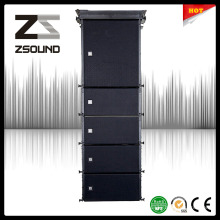 Zsound La110s Haut-parleur subsonique basse ultra basse PRO