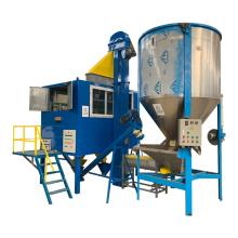 Pet Pvc Mixed Plastic Flakes Separator Recycling Machine