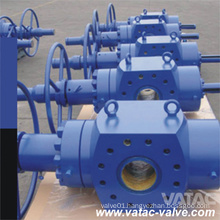 API 6A High Pressure (10000 Psi) FC Type Non-Rising Stem Gate Valve