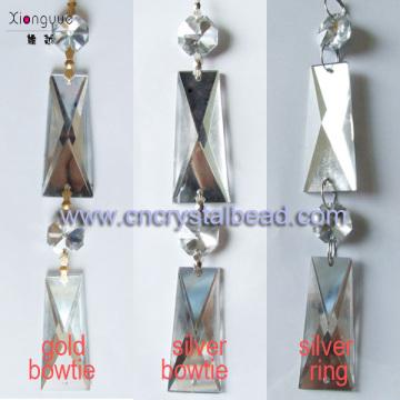 DL39 Kristall-Perlen Ketten