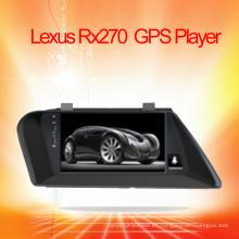 Car GPS para Lexus Rx270 Reproductor de DVD con Bluetooth USB